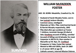 Read more about the article William McFadden Foster