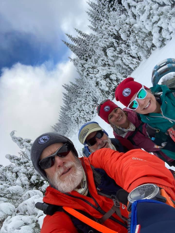 Forlorn Hope Expedition, 12-17-20, photo by Elke Reimer